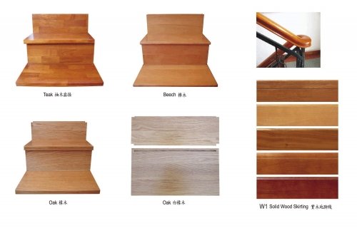 Skirting Moulding Staircase