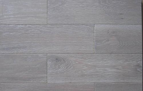 橡木实木地板拉丝-2