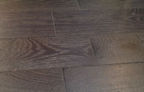 Solid Oak Flooring Wire brushed -3
