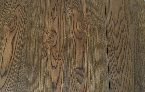 Engineered Oak Flooring Wire brushed