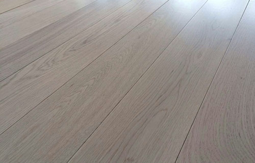 Engineered Oak Flooring Stained color -1