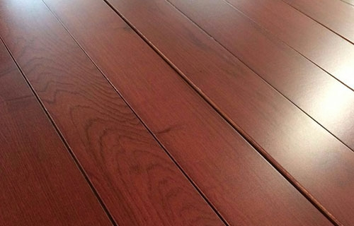 Engineered Oak Flooring Stained color -4