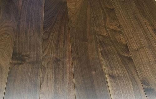 Solid Walnut Flooring