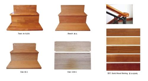 脚线 线条楼梯板