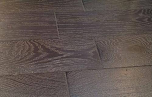 橡木实木地板拉丝-3
