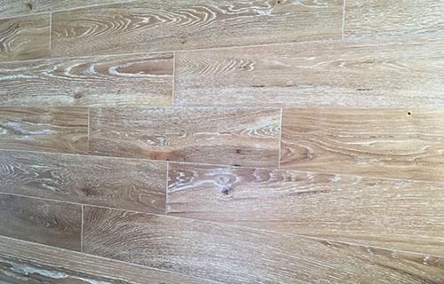 橡木复合地板拉丝-2