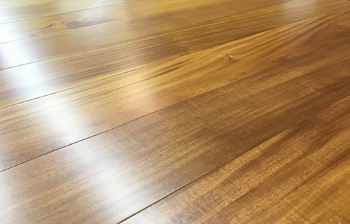 Solid Garapa Flooring